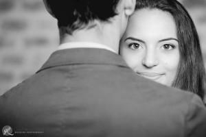 foto scattata a una coppia di fidanzati