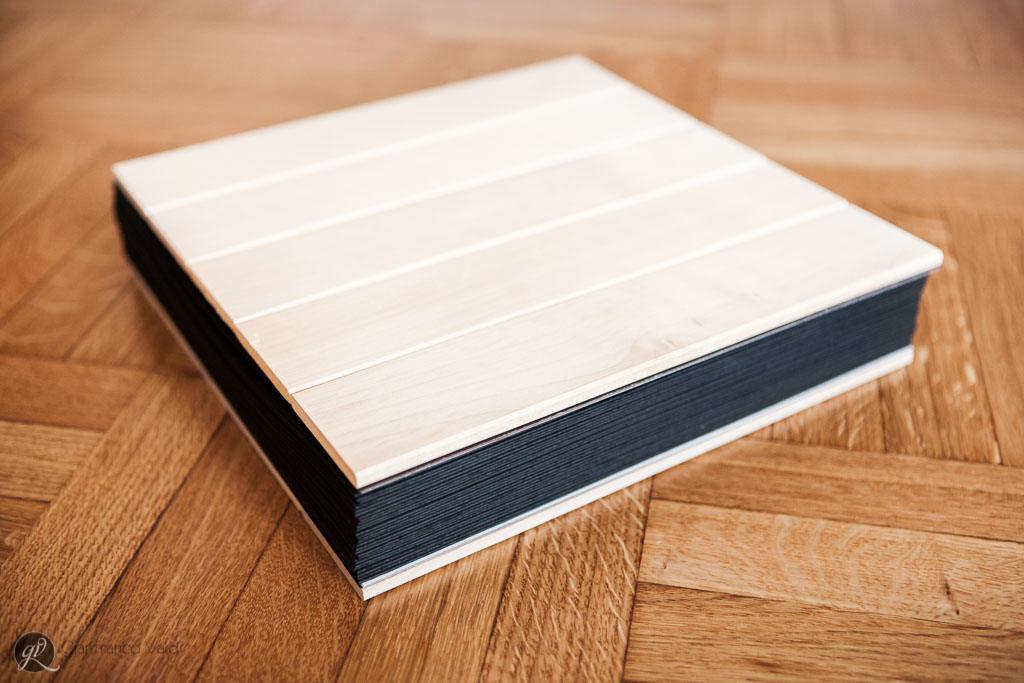 Album Matrimonio In Legno : Album in legno