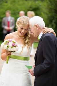 momenti di felicità dopo il matrimonio