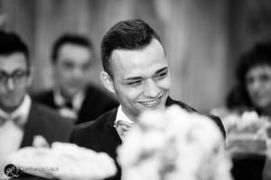 fotografia della cerimonia di matrimonio