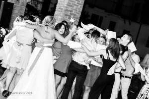 un matrimonio con tanta gioia e tanta felicità
