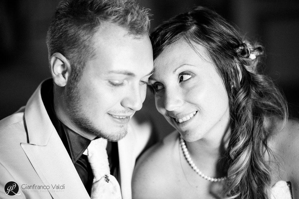 primo piano nozze torino