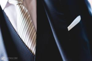 La perfezione dell'abito matrimoniale