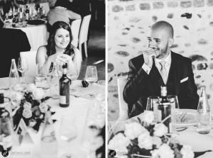 Alcuni sorrisi ai tavoli