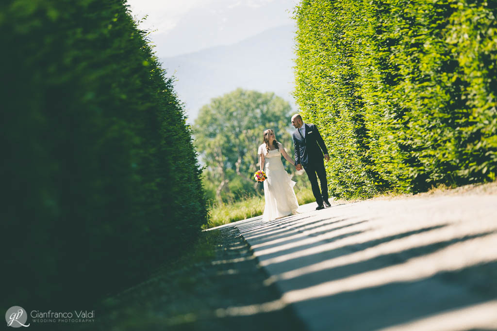 Monica e Michele, sposi a Torino – Tenuta la Cascinetta