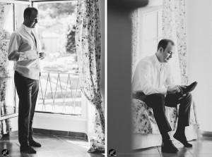 Fotografia in bianco e nero di Arnaud