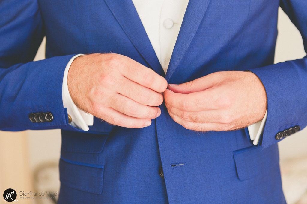 preparativi ultimati in vista delle nozze