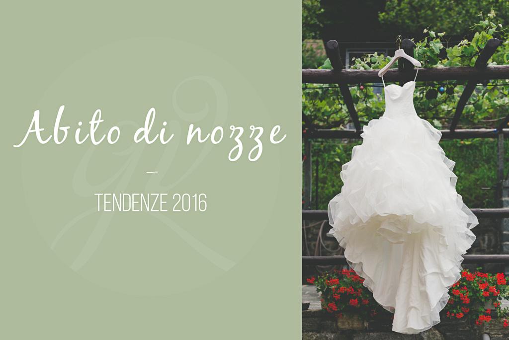 Abito matrimoniale 2016: moda e tendenze