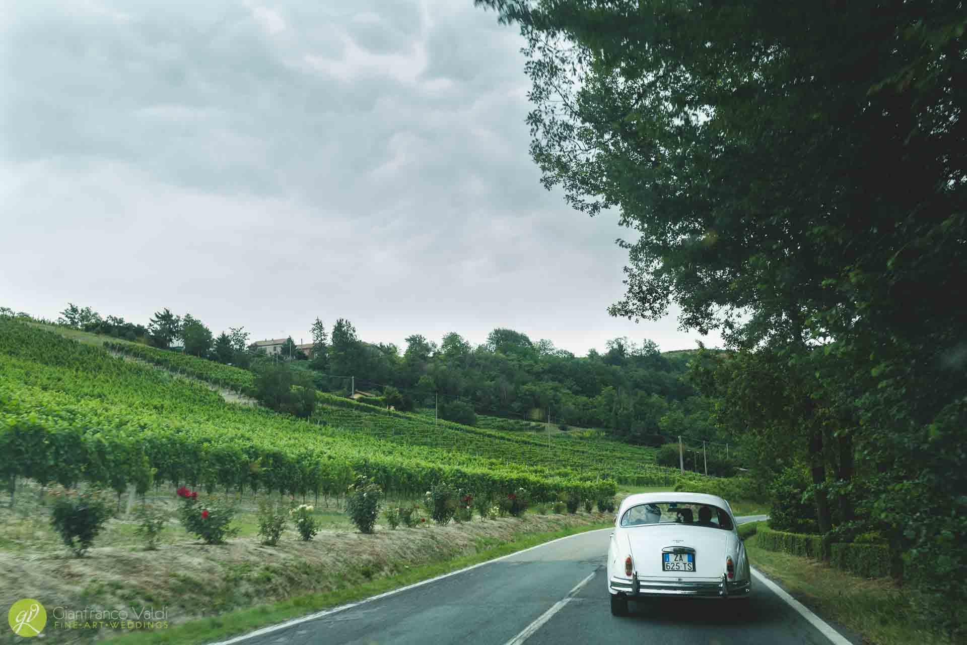 Giorgia e Fabrizio – Nozze a Nizza Monferrato – Villa Scati